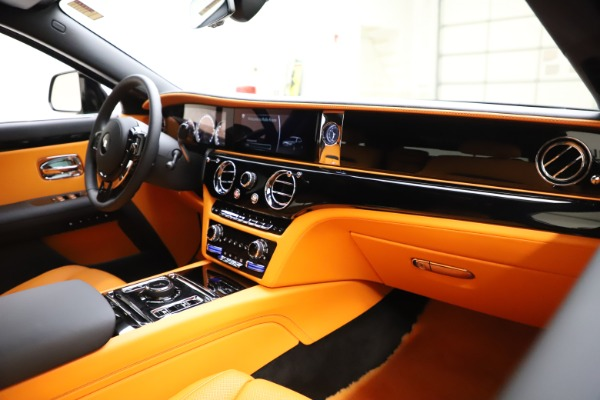 New 2021 Rolls-Royce Ghost for sale Sold at Maserati of Greenwich in Greenwich CT 06830 16
