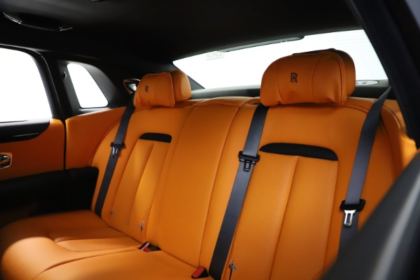 New 2021 Rolls-Royce Ghost for sale Sold at Maserati of Greenwich in Greenwich CT 06830 19