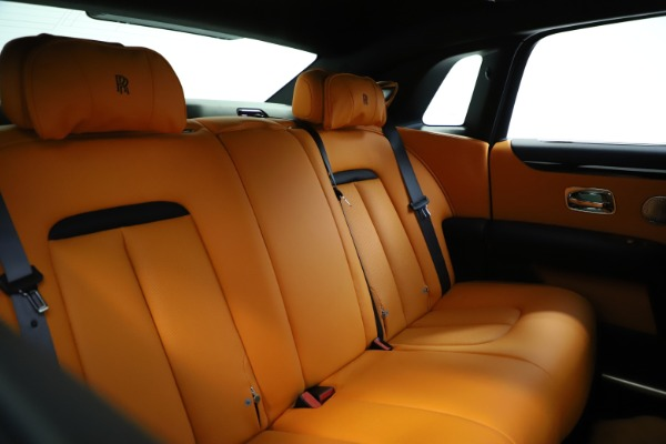 New 2021 Rolls-Royce Ghost for sale Sold at Maserati of Greenwich in Greenwich CT 06830 20