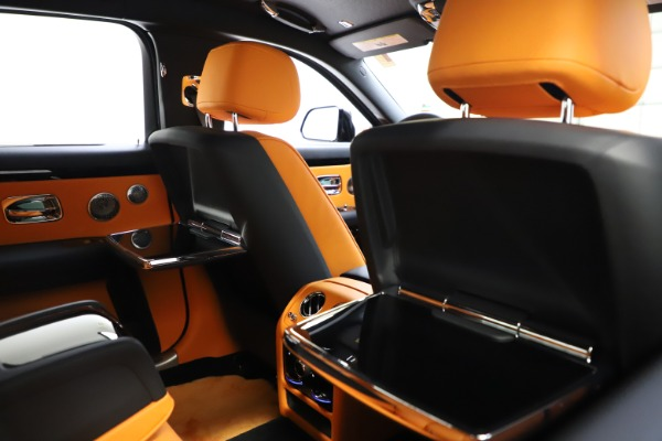 New 2021 Rolls-Royce Ghost for sale Sold at Maserati of Greenwich in Greenwich CT 06830 22
