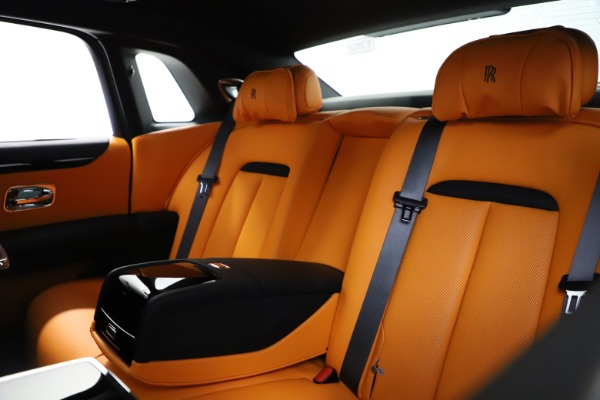New 2021 Rolls-Royce Ghost for sale Sold at Maserati of Greenwich in Greenwich CT 06830 23