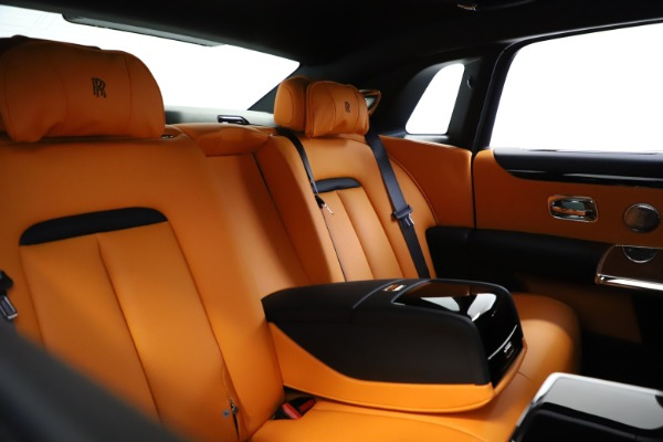 New 2021 Rolls-Royce Ghost for sale Sold at Maserati of Greenwich in Greenwich CT 06830 24