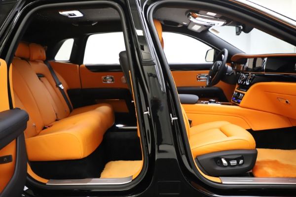 New 2021 Rolls-Royce Ghost for sale Sold at Maserati of Greenwich in Greenwich CT 06830 28