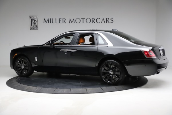 New 2021 Rolls-Royce Ghost for sale Sold at Maserati of Greenwich in Greenwich CT 06830 5