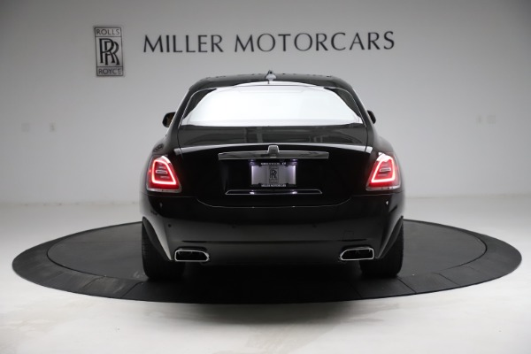 New 2021 Rolls-Royce Ghost for sale Sold at Maserati of Greenwich in Greenwich CT 06830 7