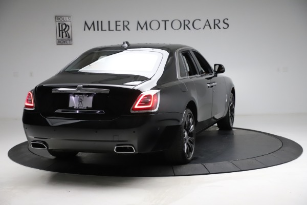 New 2021 Rolls-Royce Ghost for sale Sold at Maserati of Greenwich in Greenwich CT 06830 8