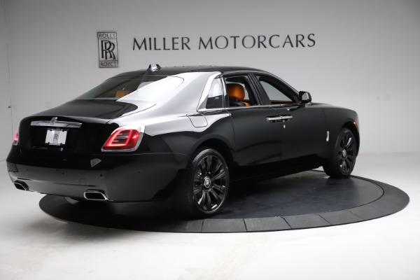 New 2021 Rolls-Royce Ghost for sale Sold at Maserati of Greenwich in Greenwich CT 06830 9