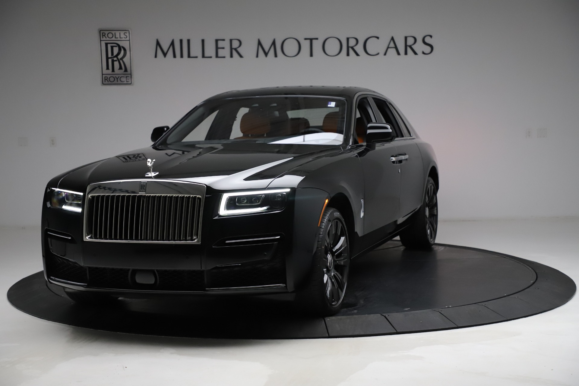 New 2021 Rolls-Royce Ghost for sale Sold at Maserati of Greenwich in Greenwich CT 06830 1