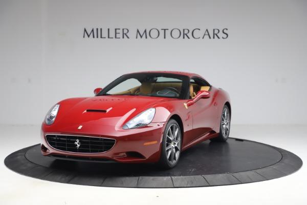 Used 2014 Ferrari California 30 for sale Sold at Maserati of Greenwich in Greenwich CT 06830 13