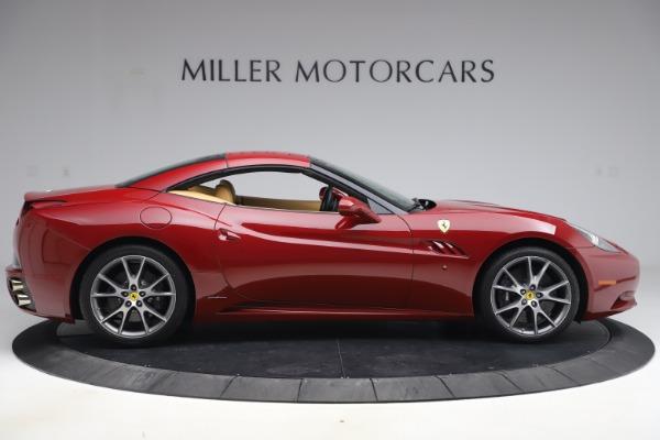 Used 2014 Ferrari California 30 for sale Sold at Maserati of Greenwich in Greenwich CT 06830 17