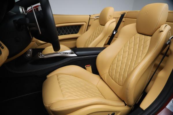 Used 2014 Ferrari California 30 for sale Sold at Maserati of Greenwich in Greenwich CT 06830 21