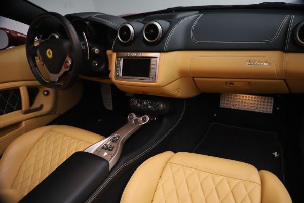 Used 2014 Ferrari California 30 for sale Sold at Maserati of Greenwich in Greenwich CT 06830 24