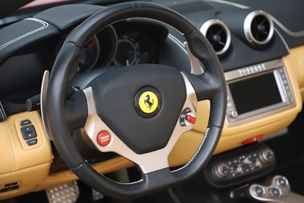 Used 2014 Ferrari California 30 for sale Sold at Maserati of Greenwich in Greenwich CT 06830 27