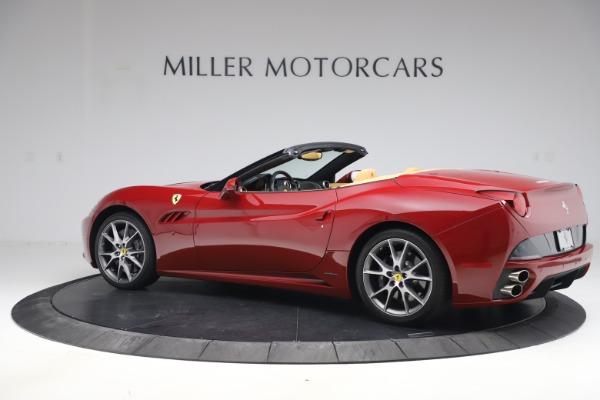 Used 2014 Ferrari California 30 for sale Sold at Maserati of Greenwich in Greenwich CT 06830 4