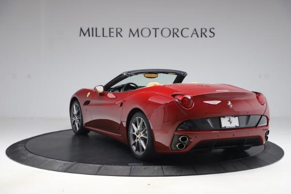 Used 2014 Ferrari California 30 for sale Sold at Maserati of Greenwich in Greenwich CT 06830 5