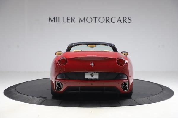 Used 2014 Ferrari California 30 for sale Sold at Maserati of Greenwich in Greenwich CT 06830 6