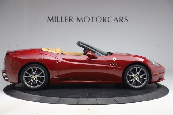 Used 2014 Ferrari California 30 for sale Sold at Maserati of Greenwich in Greenwich CT 06830 9