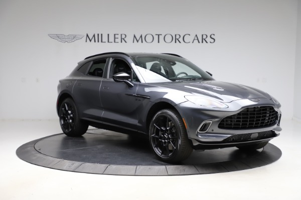 New 2021 Aston Martin DBX for sale $201,586 at Maserati of Greenwich in Greenwich CT 06830 10