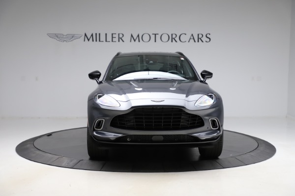 New 2021 Aston Martin DBX for sale $201,586 at Maserati of Greenwich in Greenwich CT 06830 11