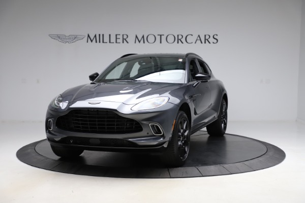 New 2021 Aston Martin DBX for sale $201,586 at Maserati of Greenwich in Greenwich CT 06830 12