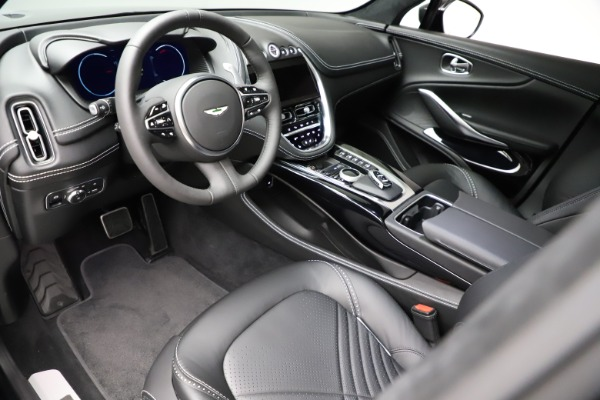 New 2021 Aston Martin DBX for sale $201,586 at Maserati of Greenwich in Greenwich CT 06830 13