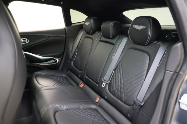 New 2021 Aston Martin DBX for sale $201,586 at Maserati of Greenwich in Greenwich CT 06830 17