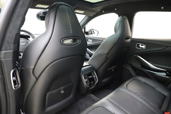 New 2021 Aston Martin DBX for sale $201,586 at Maserati of Greenwich in Greenwich CT 06830 19