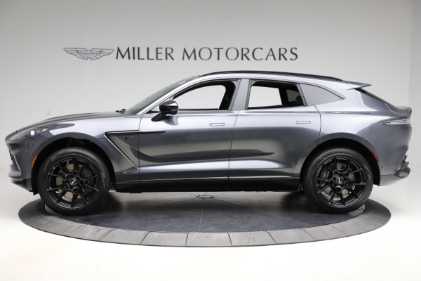 New 2021 Aston Martin DBX for sale $201,586 at Maserati of Greenwich in Greenwich CT 06830 2