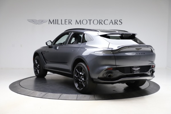 New 2021 Aston Martin DBX for sale $201,586 at Maserati of Greenwich in Greenwich CT 06830 4