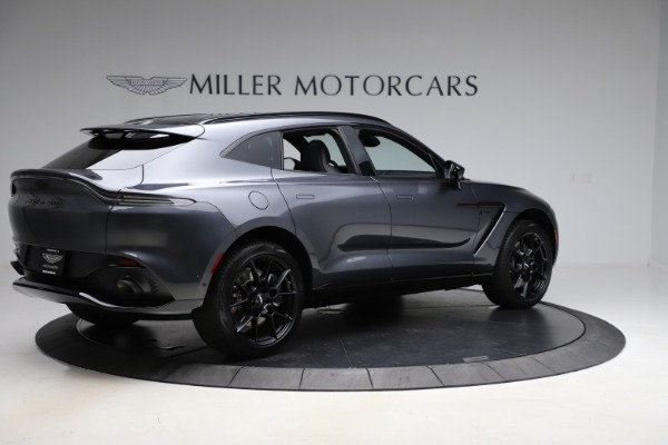New 2021 Aston Martin DBX for sale $201,586 at Maserati of Greenwich in Greenwich CT 06830 7