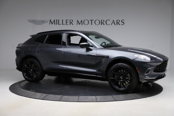 New 2021 Aston Martin DBX for sale $201,586 at Maserati of Greenwich in Greenwich CT 06830 9