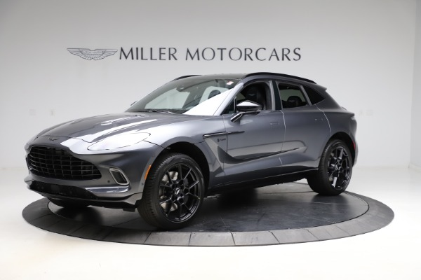 New 2021 Aston Martin DBX for sale $201,586 at Maserati of Greenwich in Greenwich CT 06830 1