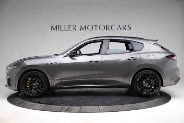 New 2021 Maserati Levante S Q4 GranSport for sale $108,235 at Maserati of Greenwich in Greenwich CT 06830 3