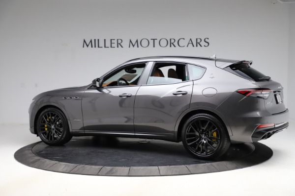 New 2021 Maserati Levante S Q4 GranSport for sale $108,235 at Maserati of Greenwich in Greenwich CT 06830 4