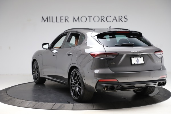 New 2021 Maserati Levante S Q4 GranSport for sale $108,235 at Maserati of Greenwich in Greenwich CT 06830 5