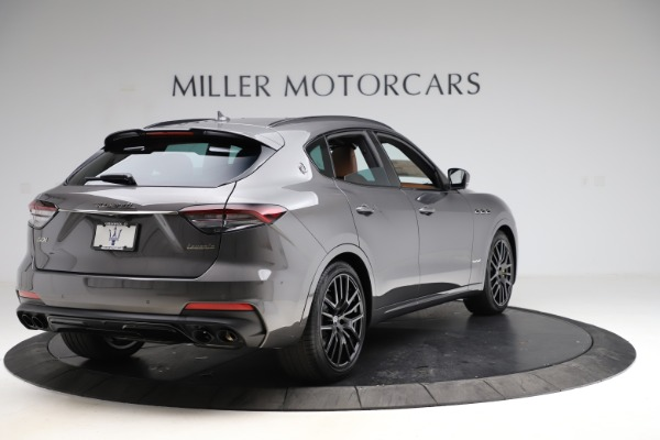 New 2021 Maserati Levante S Q4 GranSport for sale $108,235 at Maserati of Greenwich in Greenwich CT 06830 7
