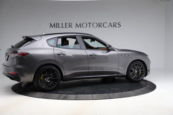 New 2021 Maserati Levante S Q4 GranSport for sale $108,235 at Maserati of Greenwich in Greenwich CT 06830 8