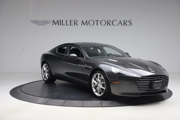 Used 2017 Aston Martin Rapide S for sale $135,900 at Maserati of Greenwich in Greenwich CT 06830 10