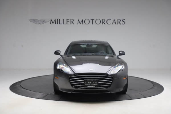 Used 2017 Aston Martin Rapide S for sale $135,900 at Maserati of Greenwich in Greenwich CT 06830 11