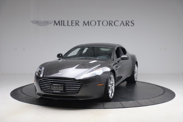 Used 2017 Aston Martin Rapide S for sale $135,900 at Maserati of Greenwich in Greenwich CT 06830 12