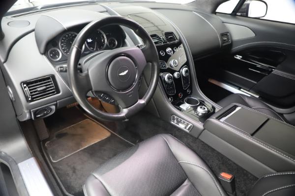 Used 2017 Aston Martin Rapide S Sedan for sale $135,900 at Maserati of Greenwich in Greenwich CT 06830 13
