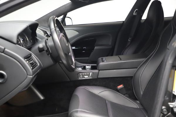 Used 2017 Aston Martin Rapide S Sedan for sale $135,900 at Maserati of Greenwich in Greenwich CT 06830 14