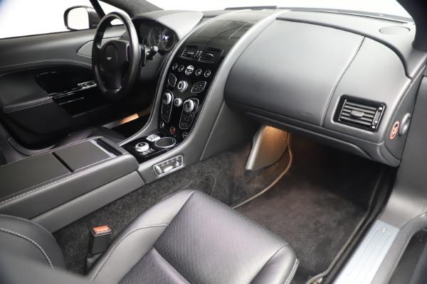 Used 2017 Aston Martin Rapide S Sedan for sale $135,900 at Maserati of Greenwich in Greenwich CT 06830 19