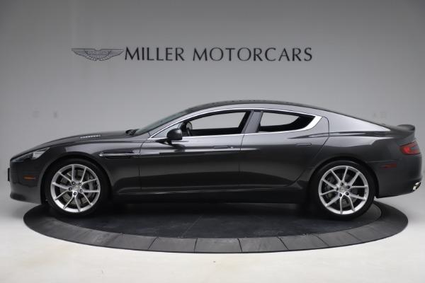 Used 2017 Aston Martin Rapide S Sedan for sale $135,900 at Maserati of Greenwich in Greenwich CT 06830 2