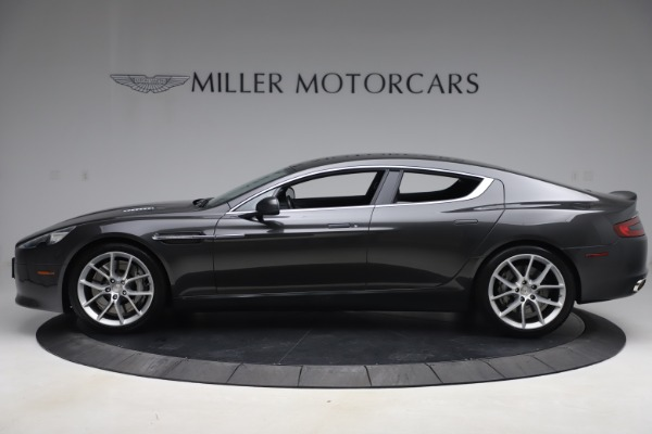 Used 2017 Aston Martin Rapide S for sale $135,900 at Maserati of Greenwich in Greenwich CT 06830 2