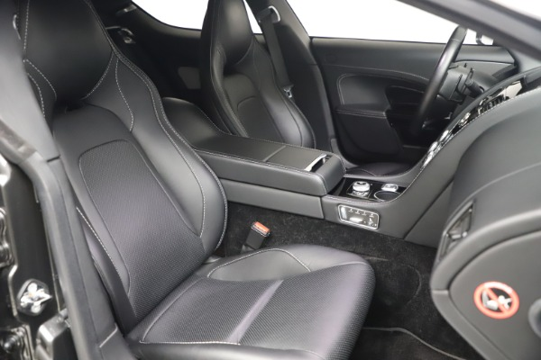 Used 2017 Aston Martin Rapide S Sedan for sale $135,900 at Maserati of Greenwich in Greenwich CT 06830 21