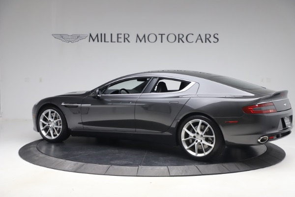 Used 2017 Aston Martin Rapide S for sale $135,900 at Maserati of Greenwich in Greenwich CT 06830 3