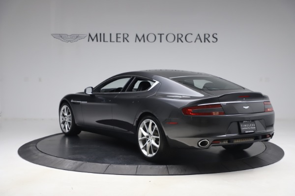 Used 2017 Aston Martin Rapide S for sale $135,900 at Maserati of Greenwich in Greenwich CT 06830 4