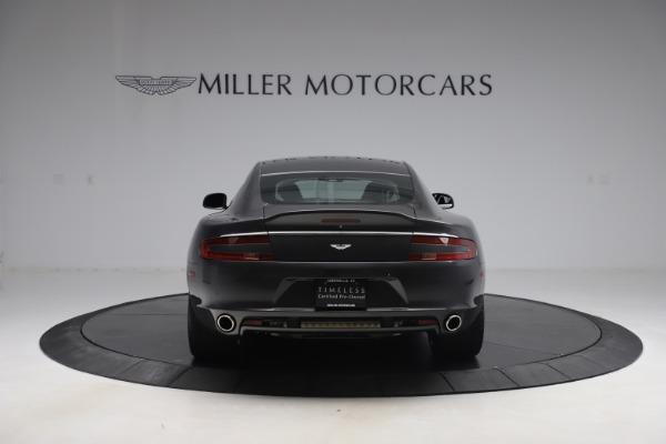 Used 2017 Aston Martin Rapide S Sedan for sale $135,900 at Maserati of Greenwich in Greenwich CT 06830 5