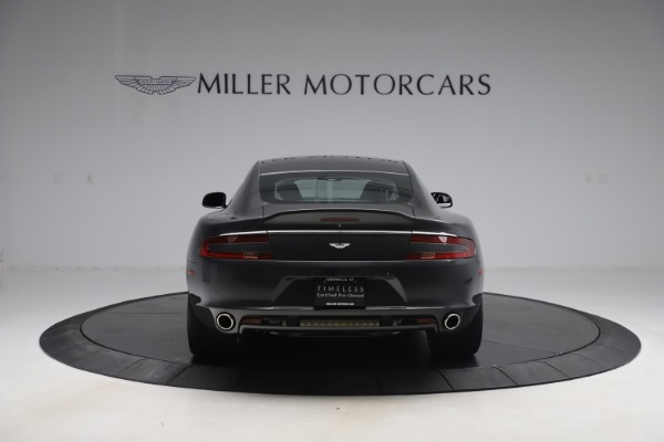 Used 2017 Aston Martin Rapide S for sale $135,900 at Maserati of Greenwich in Greenwich CT 06830 5